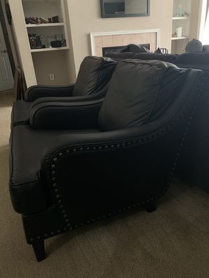 Pair of Comfortable Sitting Chairs $250/OBO for Sale in Atlanta, GA
