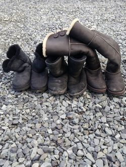 Women UGG Boots All Size 7 for Sale in Snohomish,  WA