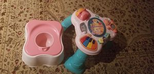 kids toy and potty for Sale in Laveen Village, AZ