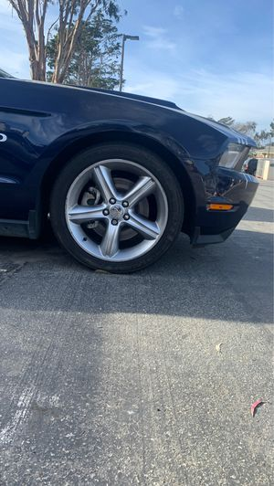 2011-2014 Mustang Gt Rims for Sale in Marina, CA