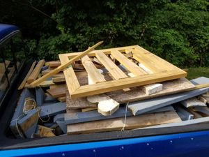 Free wood for Sale in Bristol, CT