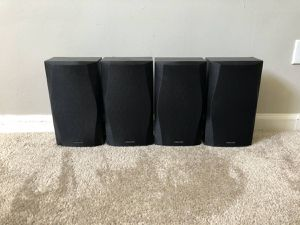 Onkyo Home Theater Surround Speakers for Sale in Mount Prospect, IL