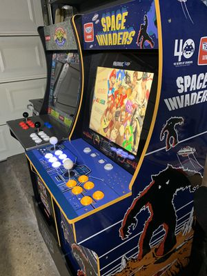 3/4 scale arcades thousands of games in time for Christmas!! for Sale in Plano, TX