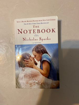 The notebook nicholas sparks for Sale in Miami, FL