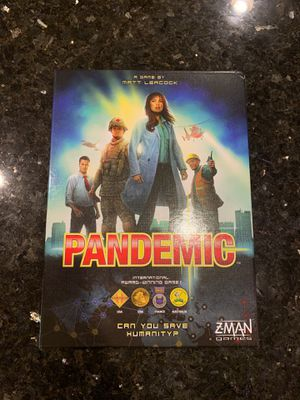 Pandemic Board Game - Like New - Only Played Once for Sale in Gloucester City, NJ