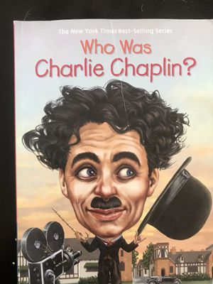 Free! Charlie Chaplin book for Sale in Westerville, OH