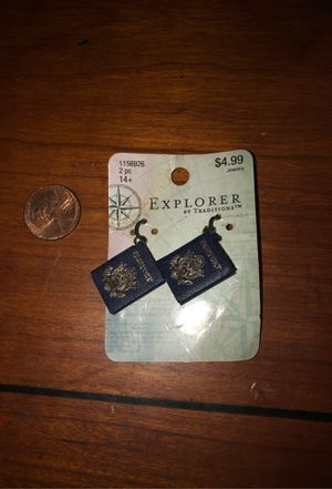 Explorer- 2 passport charms for Sale in Plainfield, IL