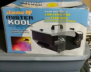 LOW SMOKE MACHINE ☆ AMERICAN DJ for Sale in El Monte, CA