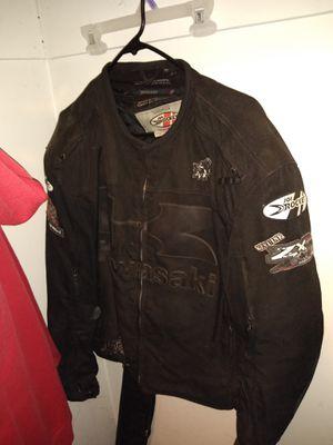 Kawasaki Joe Rocket Motorcycle jacket size L for Sale in Fresno, CA