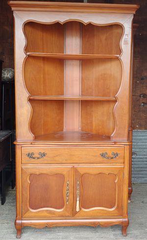 Vintage Antique Corner Cabinet for Sale in Graham, NC