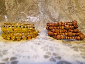 Beaded wrap bracelets for Sale in Atlanta, GA