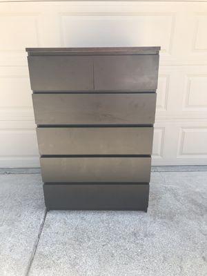 IKEA Dresser Malm for Sale in San Ramon, CA