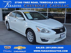 2014 Nissan Altima for Sale in Temecula, CA