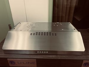 "New Fabe 30"" Lavante II Under Cabinet Range Hood. Display for Sale in Pittsburgh, PA"