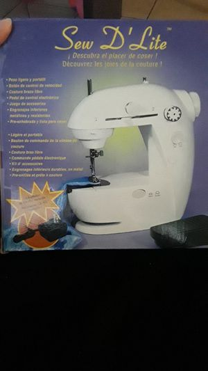 Little sewing machine for Sale in Salt Lake City, UT