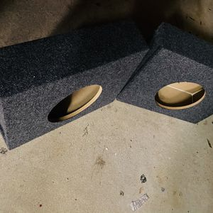 $70 No Less / 2 New 10 Inch Single Cab Sub Boxes (sold As A Set) for Sale in Sanger, CA