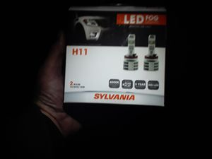 LED Bulbs H11 and H6 for Sale in Portland, OR
