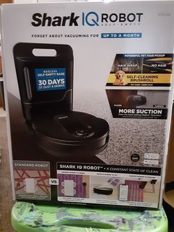 Shark robot vacuum for Sale in Denver,  CO