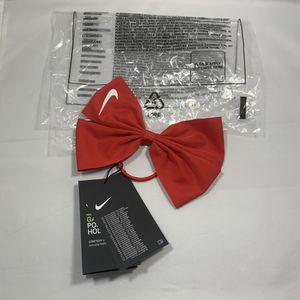 Limited Edition Nike Hair Bow (Red) for Sale in Orange, CA