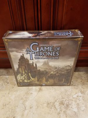 A Game of Thrones: The Board Game Second Edition for Sale in Garland, TX