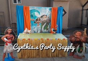 moana back drop for Sale in Los Angeles, CA