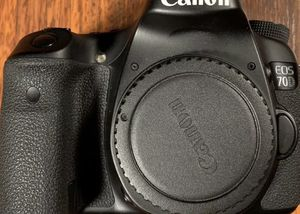 Canon 70D for Sale in Alexandria, VA