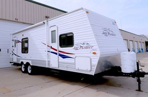 🌹$1.2OO I sell URGENT my trailer 2009 Jayco Jay Series Clean title.🍂 for Sale in Tampa, FL