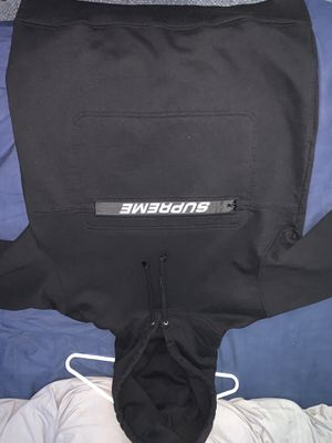 Supreme zip pouch hoodie size M for Sale in Pflugerville, TX