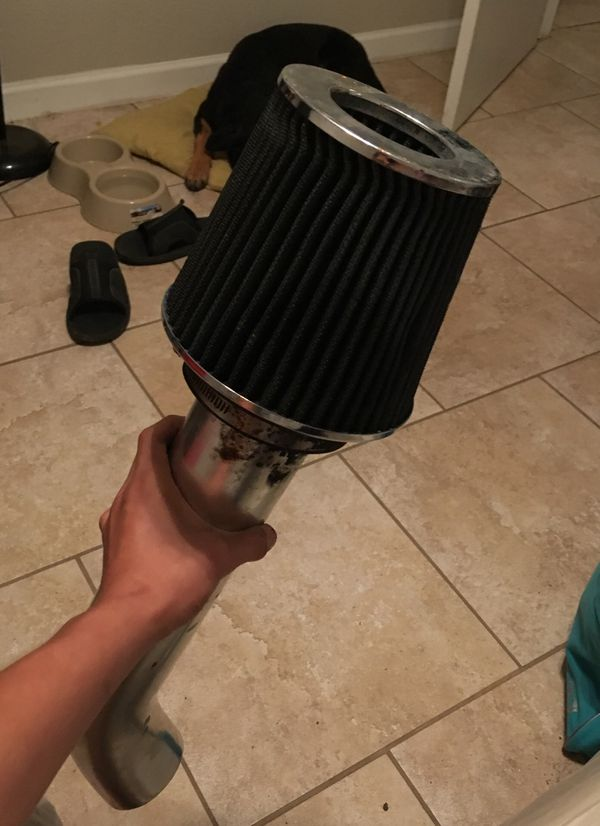 Radiator, fan and filter
