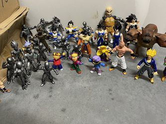 Dragonball Z, Harry Potter, Rocket Powers Action Figures for Sale in Portland,  OR