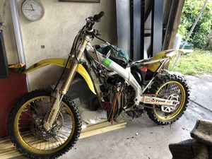 2007 Suzuki 450 dirt bike parting out for Sale in Winter Park, FL