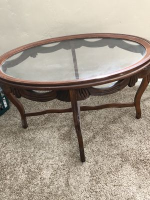 Handmade antique folk art table for Sale in Las Vegas, NV