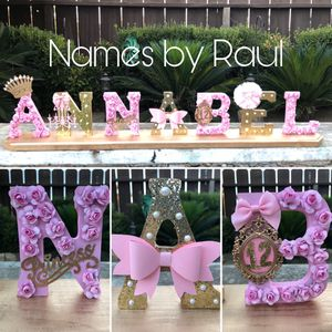 Names in plaque for Sale in Fresno, CA