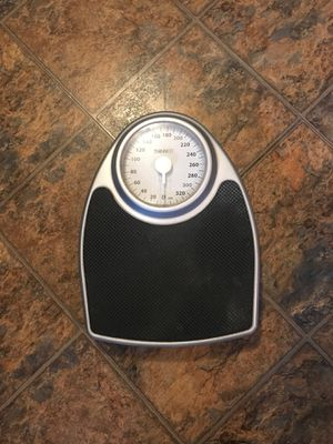 Thinner Extra-large Dial Analog Bathroom Scale for Sale in Costa Mesa, CA