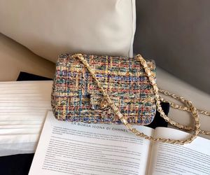 CHANEL Tweet Flap small Shoulder bag, coming with authentic hologram and authentic Chanel card. Dust bag included. for Sale in Hollywood, FL
