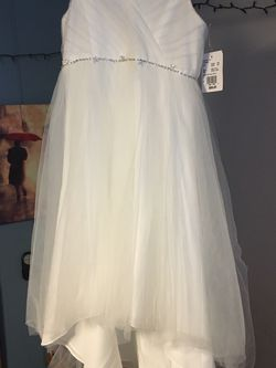 Youth Size 7 Flower Girl Dress NWT for Sale in Gig Harbor,  WA