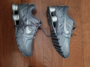 Nike shox turbo XII mens shoes size 9 for Sale in Laurel, MD