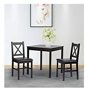 Dining Kitchen table and 2 chairs for Sale in Brooklyn, NY