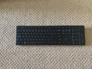 Wireless dell keyboard for Sale in Mason, OH