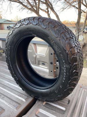 275/60/20 BF Goodrich All-Terrain KO2 for Sale in Lubbock, TX