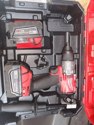 Milwaukee FUEL Hammer drill set for Sale in San Antonio, TX