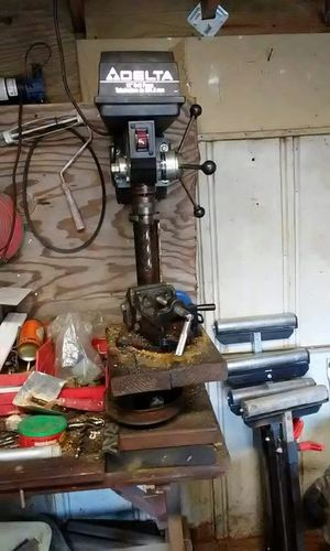 "Delta 12"" drill press for Sale in Tyler, TX"