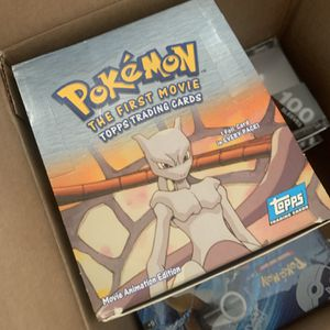 Pokemon First Movie Tcg for Sale in Alameda, CA