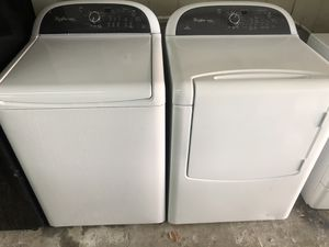 Whirlpool Cabrio Sets for Sale in Columbia, SC