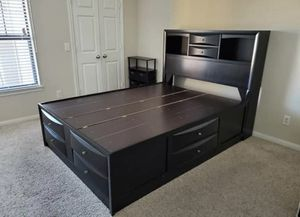Quuen size bedroom set new for Sale in Melville, LA