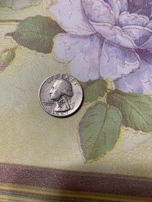 1967 quarter with a mistake on neck for Sale in Stockton, CA