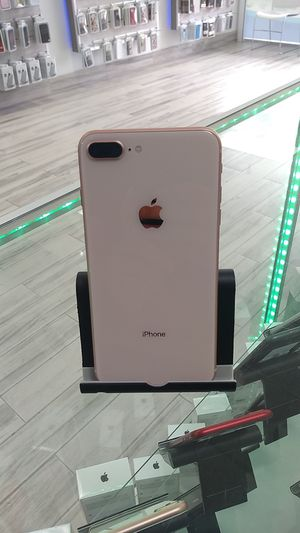 iPhone 8 plus 64GB Unlock as low as $28 Down payment for Sale in Sanford, FL