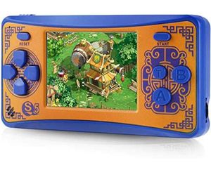 Retro Video Game Console, AV Output Arcade Console Built-in Hundreds of Classic Video Games, Portable Traveling Electronic Game Player for Boys Girls for Sale in Upland, CA
