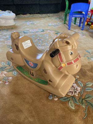 Baby swing horse toy for Sale in Virginia Beach, VA