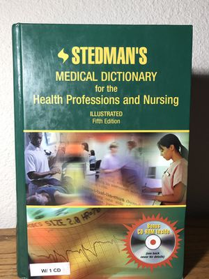 Medical Dictionary for Sale in Pasco, WA